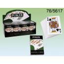 nagyker Társasjátékok: Kártyázás  kartonból, Poker, 54 kártya