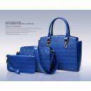 Lady Bags Set  Fashionable Tote Handbag