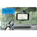 Universal Auto  Scheiben Halterung Navi Smartphone
