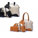 Lady Bags Set  Fashionable Tote Handbag