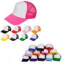 Kappe Mütze  Baseball Cap 2 farbig Beach CAP