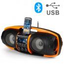 AudioSonic RD1549  Super Radio und MP3 Player mit B