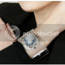 Bracciale in  metacrilato - Maxi Cameo Bracelet