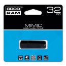 Goodram USB Flash  Drive 32GB USB 3.0 MIMIC BLACK