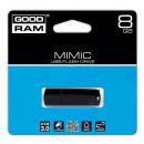 Goodram USB Flash  Drive 8GB USB 3.0 MIMIC BLACK