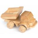 Holz-LKW
