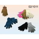 Women gloves for touchscreens