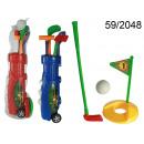 A set of golf