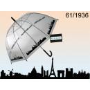 Umbrella transparent city