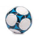 BLUE BLACK  FOOTBALL / SOCCER BALL SPORTS FOOTBALL
