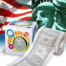$ 100 Toilettenpapier