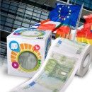 Papier toaletowy 100 EURO - 100 Euro