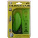 Silicon Skin für Wii Remote und Nonne Set