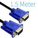 VGA Monitor Cable 1.5 Mètre