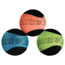 Soft bouncing  ball, water sport, ca. 6 cm, 3 colou