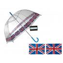 Kopuła Parasol, Union Jack, D: 85 cm
