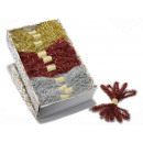 Glitter decorative thread