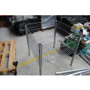 80X80X85CM feed  tube BASKET SALE USED