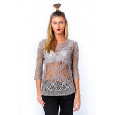TOP HOOK 5043 Colour: Taupe