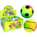 Soft / Spring  Ball, 4 Assorted Colors, Ø 60m