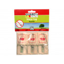 Mousetraps 3 pcs in polybag
