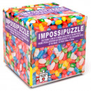 Impossipuzzle Cube Candy Jelly Beans