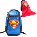 Superman Rucksack mit Cape