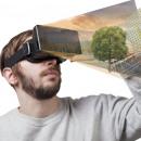 Virtual Reality Maske für Smartphone