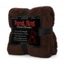 Plaid Snug Rug  Deluxe Extra  Gentle Attributes: ...