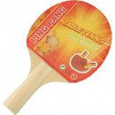 Table tennis  racket plywood with soft lining