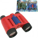 Binoculars 10 x 11  cm colors assorted on map