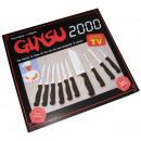 Ginsu knives 10 pcs.