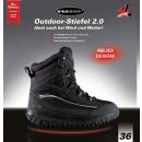 OUTDOOR BOOTS  Walkmaxx 2.0 Deluxe - black