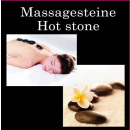 Massage Stones - Hot stones -