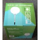 Solarlampe Kugel 20cm