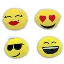 Smile Kissen  mehrfach sortiert ca 11cm
