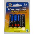 AA batteries -Mignon