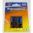 Batteries- AAA cells R03