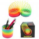 Regenbogenspirale ca 8 cm