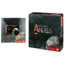 House of Anubis  board game box ca 27,5x27,5x6c
