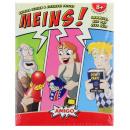 nagyker Társasjátékok: Kártyajáték Meins!  - A doboz ca 12x9,5x2cm