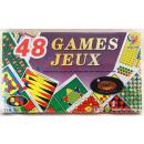 nagyker Társasjátékok: Játékok - kb 42 x 24 x 3,5 cm