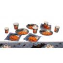 Tischset-  Partyset für 6 6 Personen