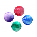 Ball - Aufblasball  the net - marbled sorted