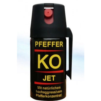 BALLISTOL Pfefferspray KO Jet 40ml Pepper