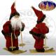 Święty Mikołaj na nartach 18cm / Boże Narodzenie