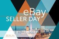 eBay SellerDay – Die erste und einzige eBay-Konferenz dieser Art in Deutschland
