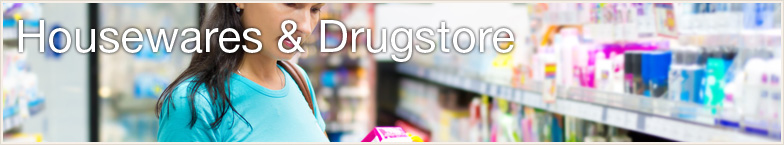 Housewares & Drugstore wholesale