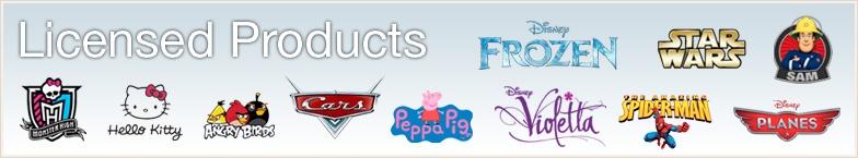 LizenzartikelLicensed Products