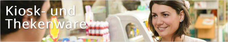 Kiosk- und Thekenware Großhandel
